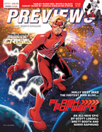 Diamond Comics Distributors Previews catalogue